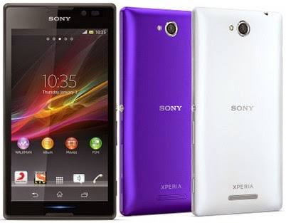 Review Harga Sony Xperia C C2305