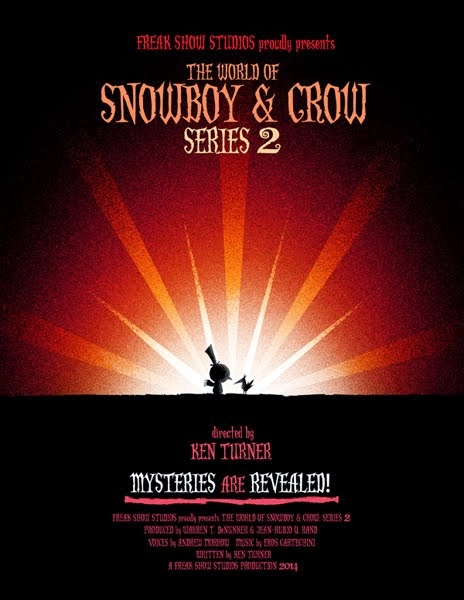 The World of Snowboy & Crow - Series 2 (2014-2015)