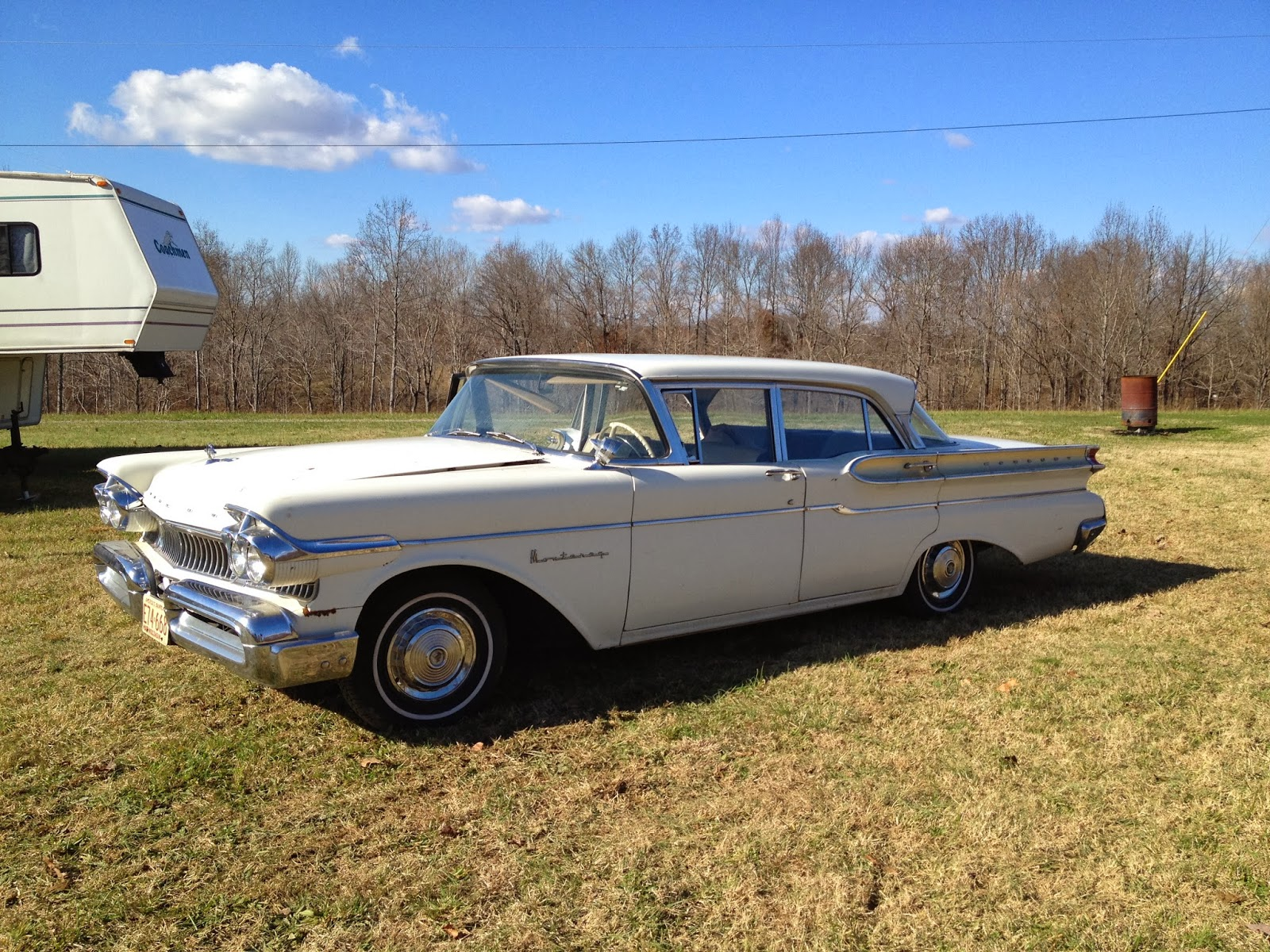 1957 Mercury Monterray | Classic Cars for Sale