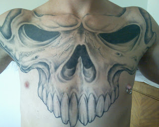 best pictures of Skull Tattoos-10
