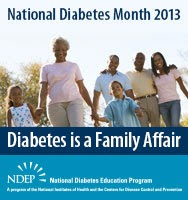 November National Diabetes Month