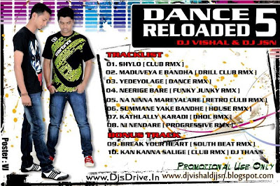 Dance+Reloaded+5+ +Dj+Vishal+&+Dj+Jsn+%5B+www.djsdrive.in+%5D+Track+List Dance Reloaded 5   Dj Vishal & Dj Jsn