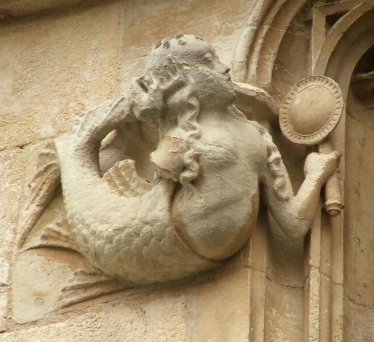 Sirènes d'Auvergne...un vagabondage d'Emmanuel BOUSSUGE