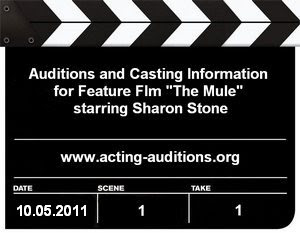 Feature Film The Mule Actor Auditions Extras Casting