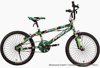 Sepeda BMX Pacific Ripper 3.0 FreeStyle 20 Inci