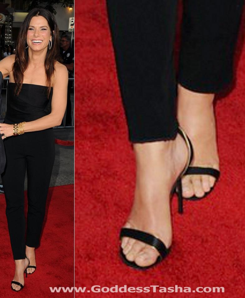 Sandra Bullock Feet Archive