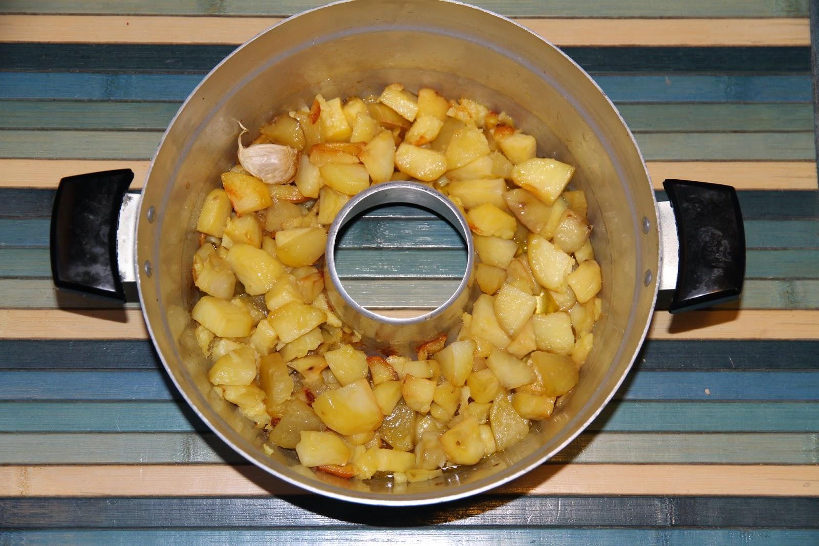 Tati coc e mamma in cucina patate cotte nel fornetto - Forno ventilato per torte ...