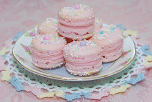 French Macarons with Marshmallow Fluff Buttercream