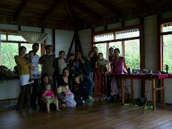 VI Encuentro de Mujeres RamatCuraj. Circulo de Circulos