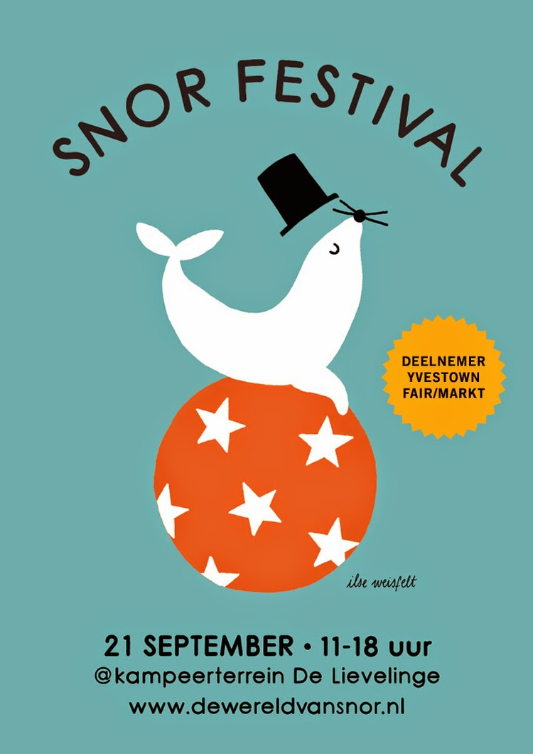 save the date - snor festival
