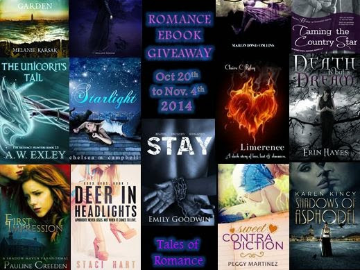 Blazing Indie Collective: Romance eBook Giveaway!
