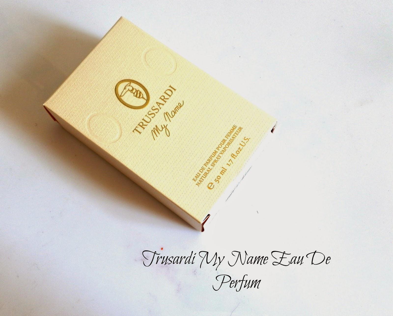 Trusardi My Name Eau De Perfum