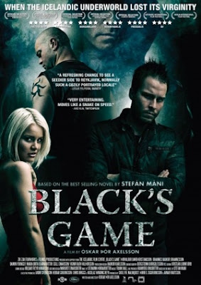 Filme Poster Black's Game DVDRip XviD & RMVB Legendado
