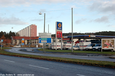 macken, bensinmack, mack, kviberg, göteborg, statoil, 2007, foto anders n