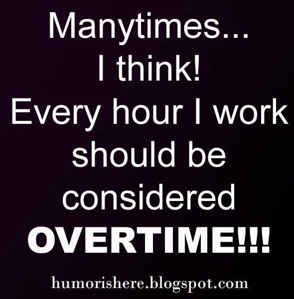 overtime fun