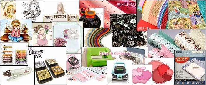 товары для творчества из Кореи