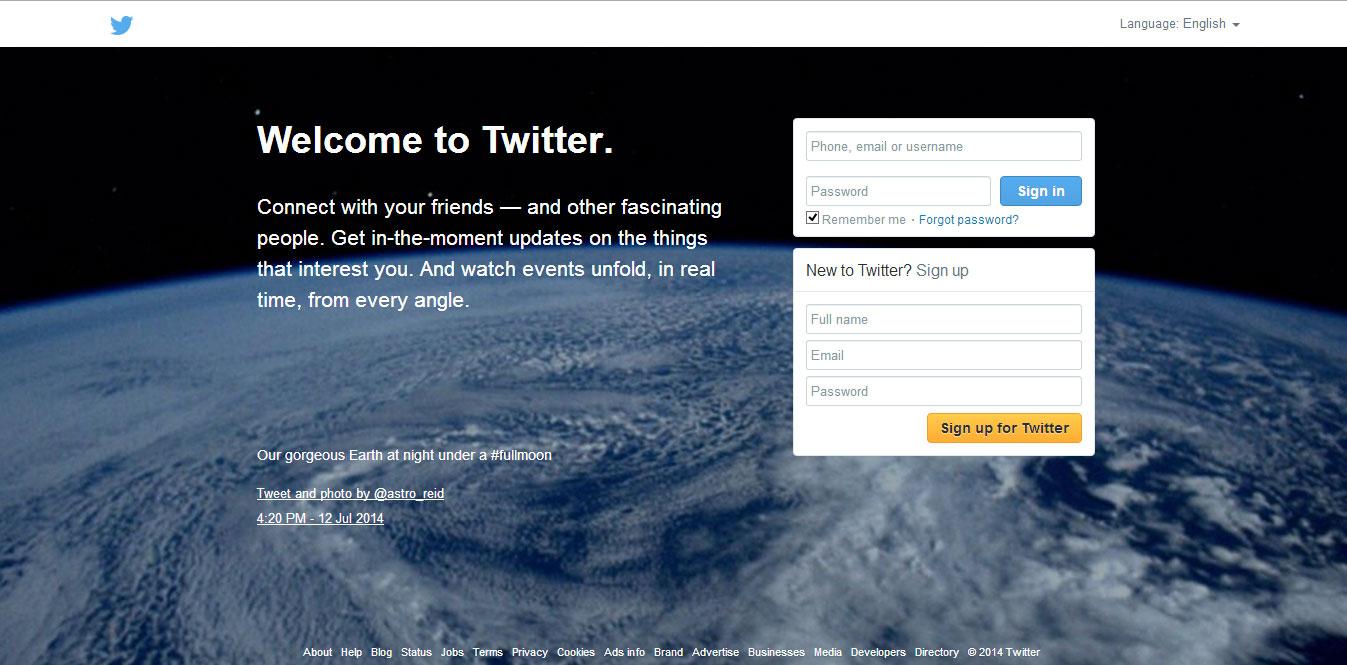 Cara Membuat Twitter 2