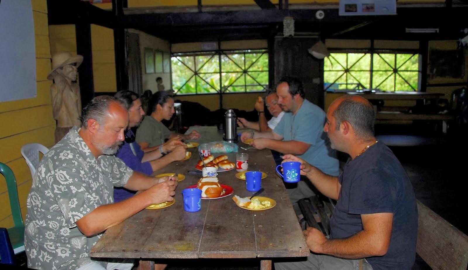 Estación Biológica de Omacha (Amazonas de Colombia)