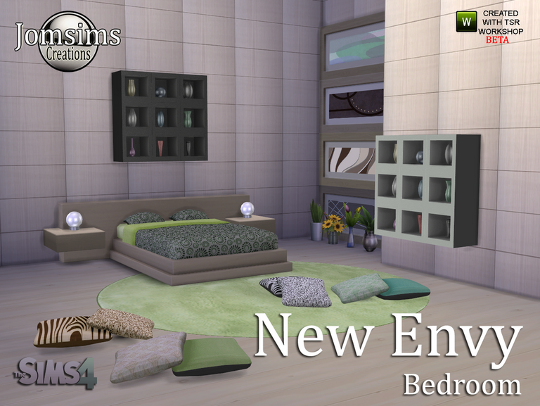 My sims 4 blog bedroom sets by jomsims for Bedroom designs sims 4