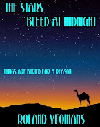 Roland's latest - The Stars Bleed at Midnight