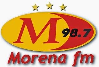 Rádio Morena FM de Itabuna BA ao vivo