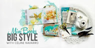 Mini Books Big Style with Celine Navarro