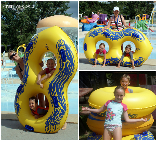 Tube Rentals - avoid waiting at Wild Water Kingdom
