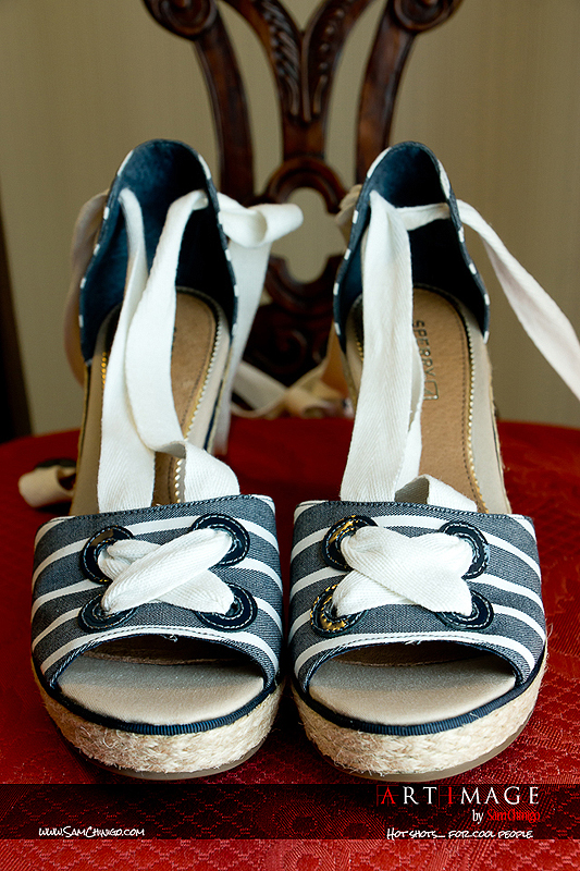 """nautical shoes"