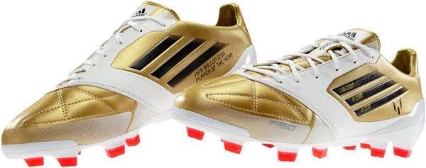 nuevas botas Messi Balón de Oro