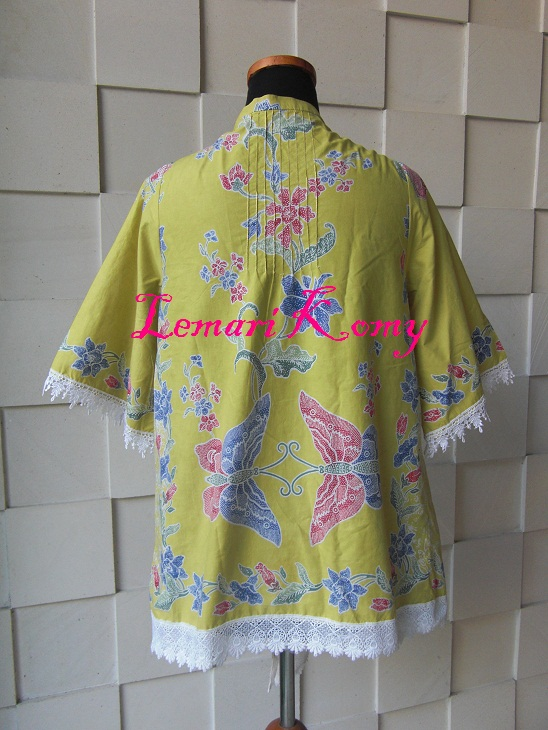 Lemari Komy: Beautiful Batik in July B-290 - SOLD