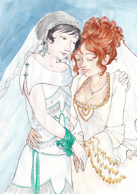 rêve de mariées