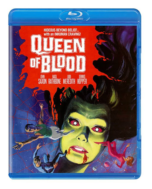 Queen of Blood coming to Blu-ray