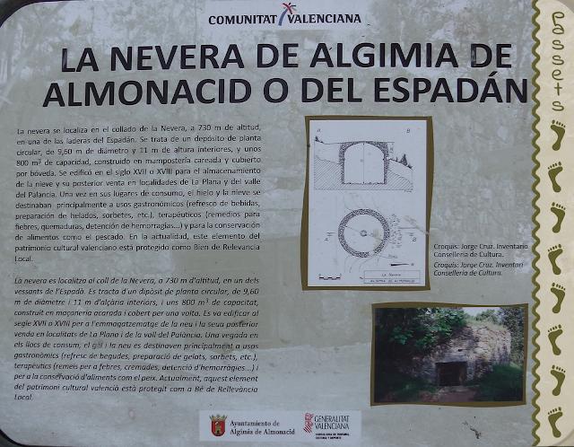Espadán 3 - La Nevera de Algimia