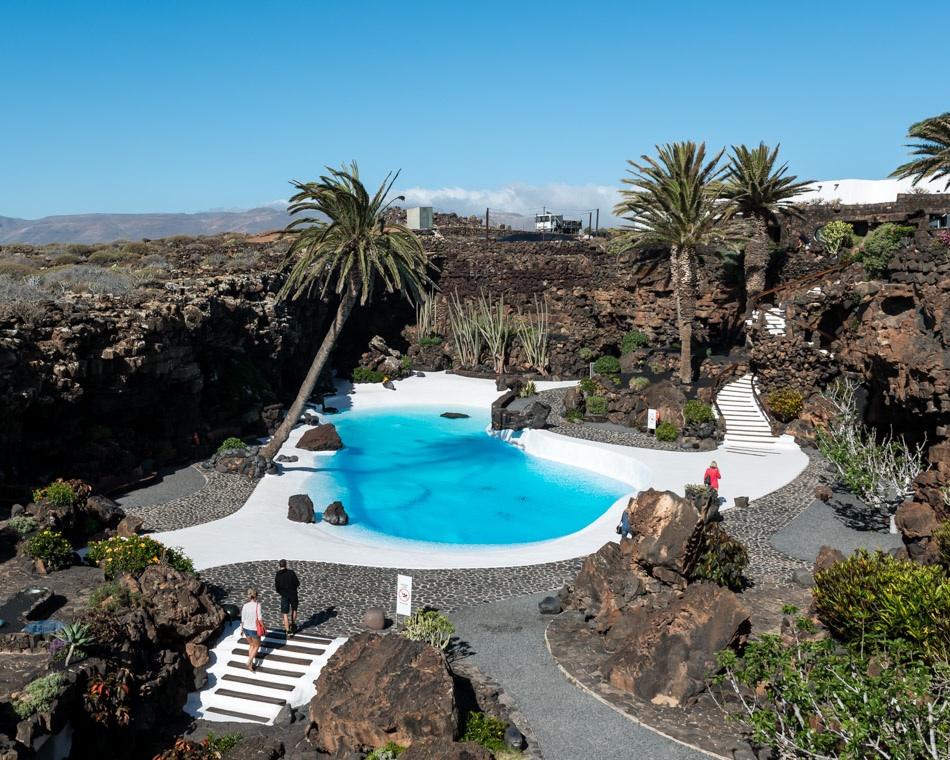 Blog de phaco c sar manrique l 39 me de lanzarote - Lanzarote casa de cesar manrique ...