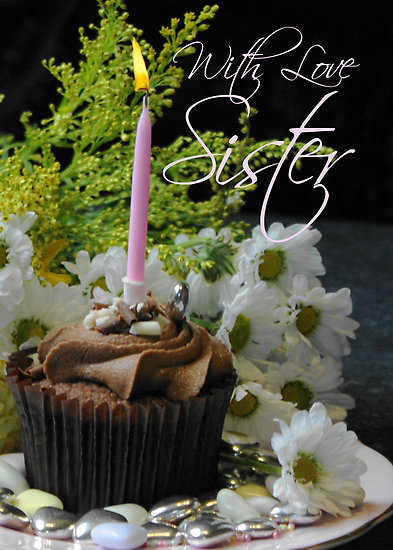 birthday candle card for sister happy birthday cakes for sister in law 3 on happy birthday cakes for sister in law