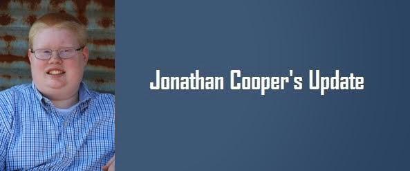 Jonathan Cooper Update