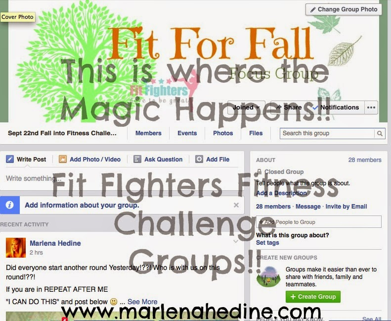 get support, challenge group, accountability, meal plans, grocery list, clean eating