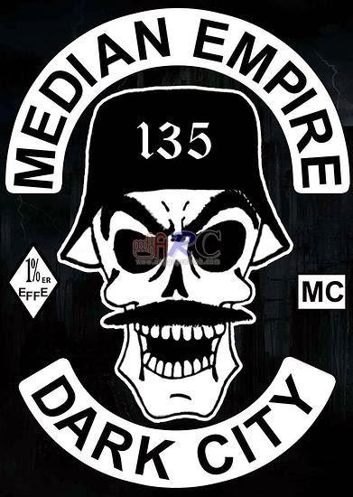 "Geng Motor Jerman ""Median Empire Motorcycle Club"""