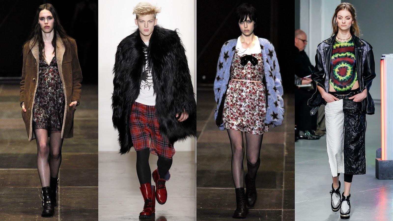 Fall Fashion Aesthetic
