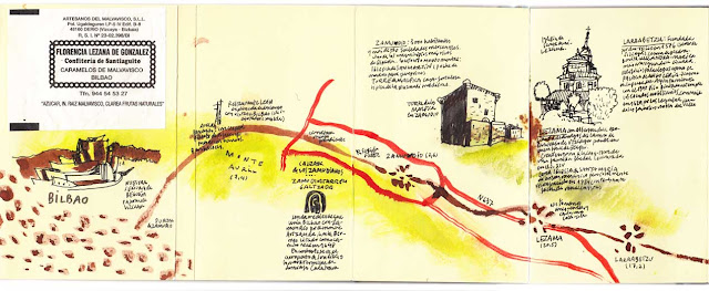 Dextrangis camino del norte guernika bilbo - El tiempo en guernika ...