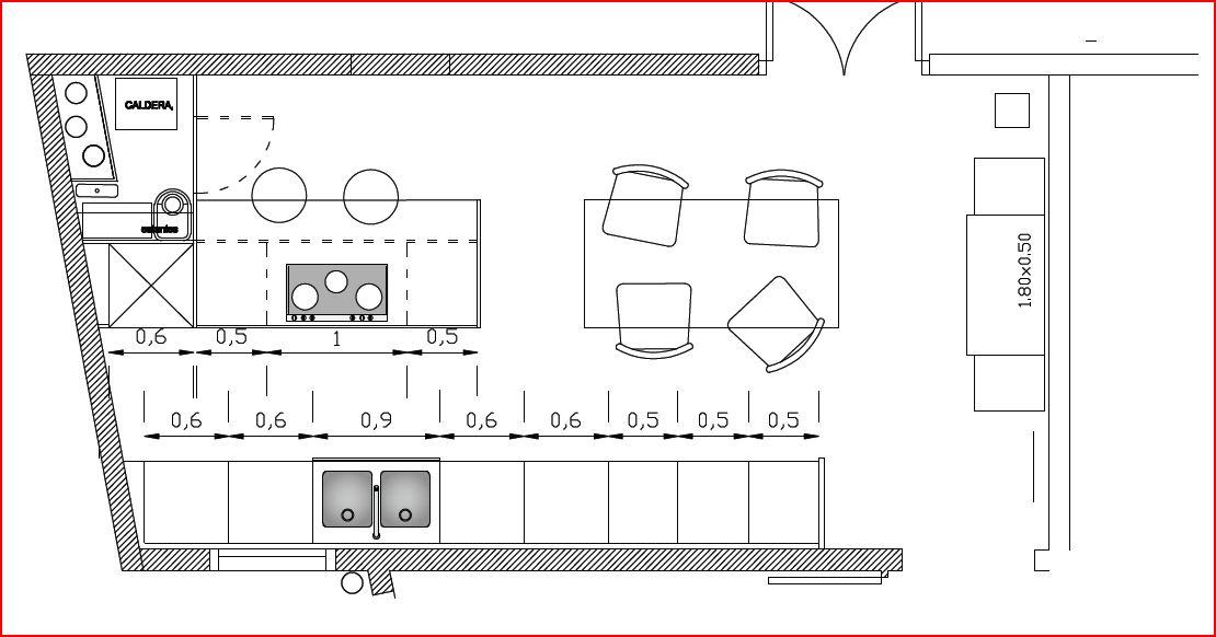 Carpinteria Muebles A Medida Mobiliario De Cocina En Dm