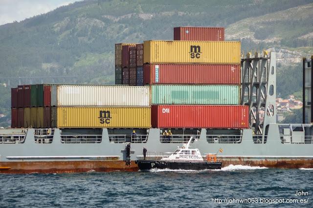 wec majorelle, jj sietas, portacontenedores, container ship, wec