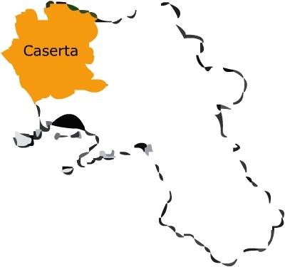 Provincia di caserta fra mare e montagne for Mobilifici caserta e provincia