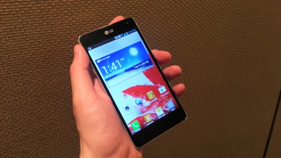LG Optimus G (Pictures)