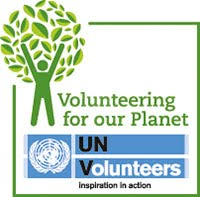 VOLUNTEERING FOR OUR PLANET