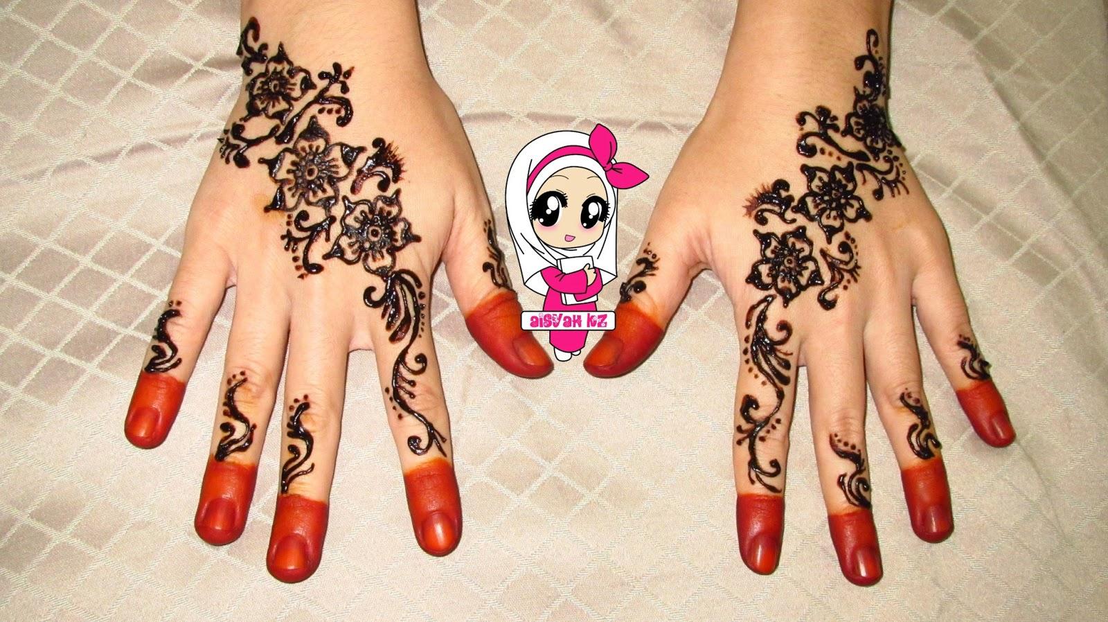 Ceritera Cinta Puan Aisyah KZ Inai Henna