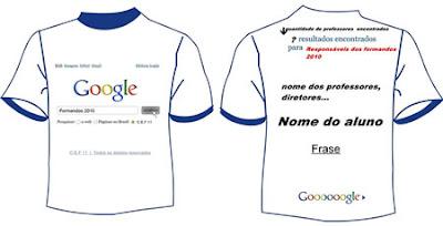 9° Ano 11  Sugestões de Camisas para Formatura f316570631b