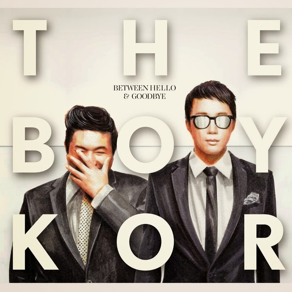 Download [Mp3]-[Hot New Full Album] อัลบั้มเต็ม theBOYKOR – BETWEEN HELLO & GOODBYE [Solidfiles] 4shared By Pleng-mun.com