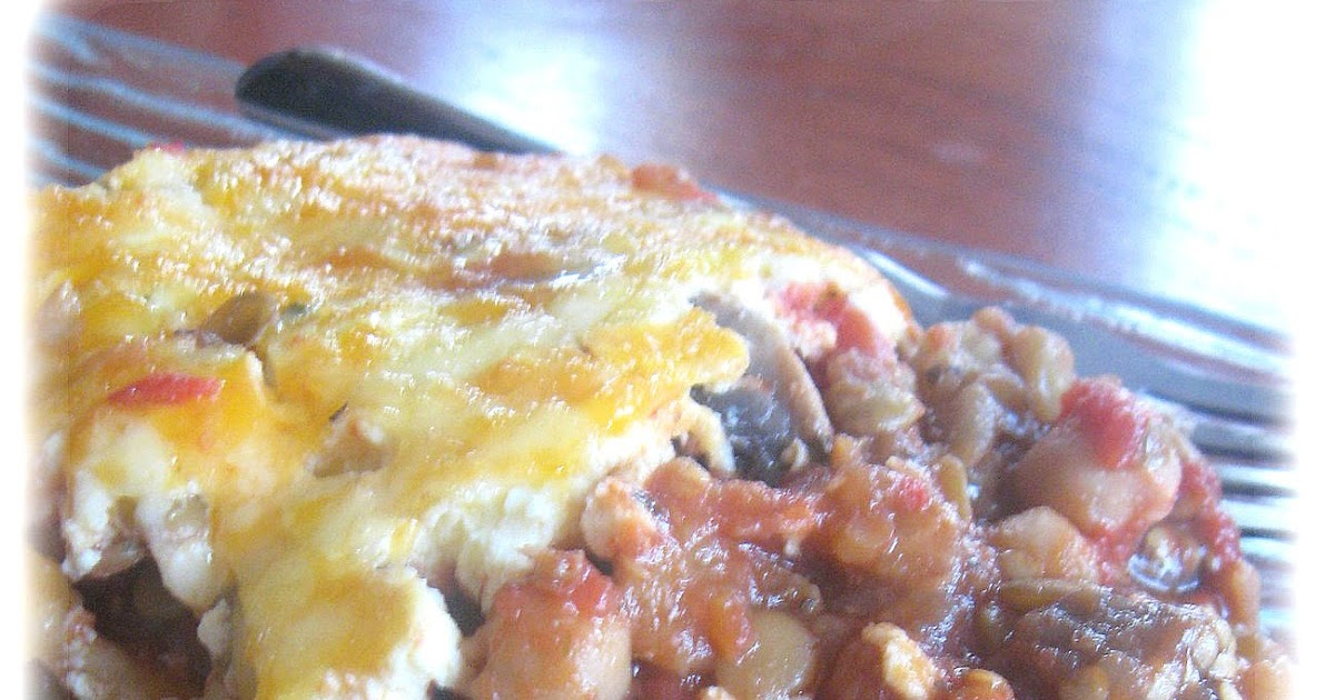 Ma cuisine de tous les jours moussaka v g tarienne - Ma cuisine vegetarienne ...