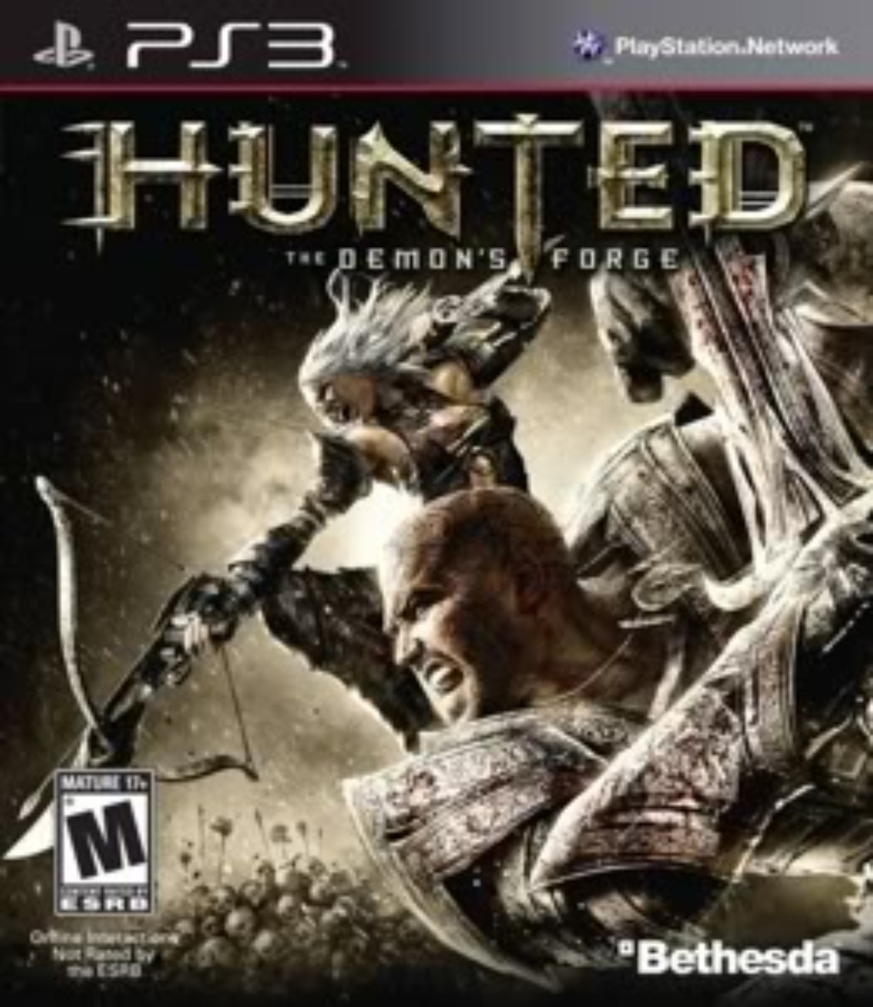 Hunted The Demons Forge | PS3 ISO Games - Free Download PC Games